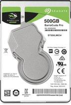 Seagate BarraCuda Pro - Interne harde schijf - 500 GB