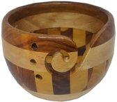 Yarn Bowl Mutli hout 78562