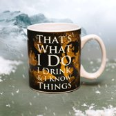 Game of Thrones Tyrion Lannister Heat Changing Mug 400ml