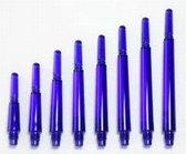 Cosmo Fit Shaft Gear Normal Locked Clear Dark Blue  Set à 3 stuks Size 4 - 28mm
