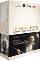 Shostakovich Cycle Box - Complete Symphonies & Concertos (DVD Box)
