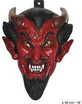 muur decoratie-  duivel - 40 cm