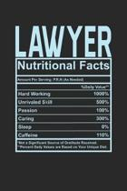 Lawyer Nutritional Facts
