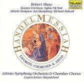 Handel: Messiah highlights / Shaw