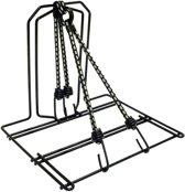 Steco Bag Mee - Bagagedrager - Verbreder - Zwart