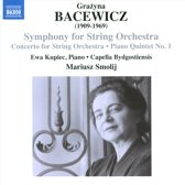 Concerto For String Orchestra, Symphony For String