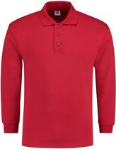 Tricorp Polosweater - Casual - 301004 - Rood - maat 5XL