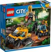 LEGO City Jungle Missie met Halfrupsvoertuig - 60159