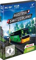 Fernbus Simulator: Austria / Switzerland - Add-On - PC
