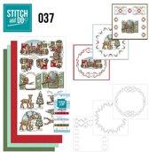 Stitch and Do 37 - Kerstversieringen