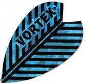 Harrows darts Flight 9011 vortex blauw 3 stuks