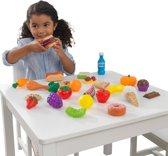 KidKraft Speelgoedeten set van 30
