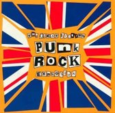 The Great British Punk Rock Explosion - Various Artists