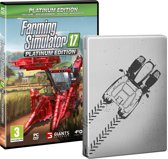 Farming Simulator 17 Platinum Edition + Steelbook - Windows
