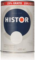 Histor Perfect Finish Lak Hoogglans Katoen 1,25 liter