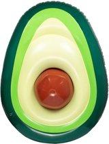 Opblaasbare avocado met pit - Avocado luchtbed - Strandbal - Luchtbed zwembad - Opblaasfiguur - Limited Edition