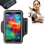 Sportband Samsung Galaxy S4 i9500 i9505 hardloop sport armband met reflectie