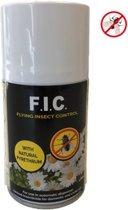 Navulling voor automatische elektrische fruitvlieg vliegende insecten dispenser milieuvriendelijk en biologisch . Tegen vliegende insecten en fruitvliegen. Geschikt voor horeca en thuisgebruik. 250 ml.