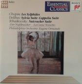 Chopin: Les Sylphides;  Delibes, Tchaikovsky / Ormandy
