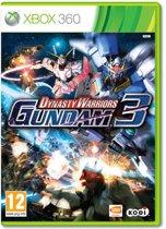 Dynasty Warriors, Gundam 3  Xbox 360