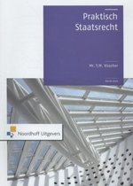 Boek cover Praktisch staatsrecht van Y.M. Visscher (Paperback)