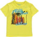 Losan Jongenskleding -  shirt geel - Z30-42 - Maat 92