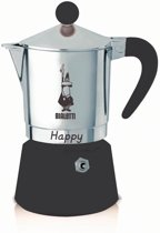 Bialetti Happy Black