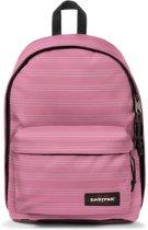 Eastpak Out Of Office Rugzak - 14 inch laptopvak - Stripe-It Marshmellow