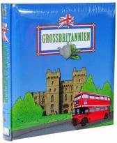 Henzo 11.376.07 landenfotoalbum Großbritannien als fotoboek