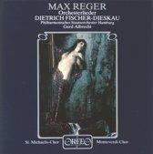 Reger Orchesterlieder