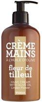 "Marseille Handcrème op basis van olijfolie ""Fleur de Tilleul"" - lindebloesem"