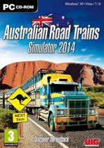 Australian Road Trains Simulator 2014 - Windows