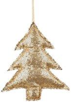 House of Seasons Ornament boom goud 28cm