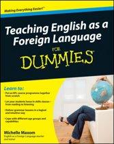 Boekomslag van 'Teaching English as a Foreign Language for Dummies'