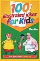 100 Illustrated Jokes for Kids