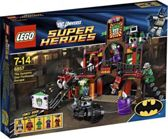 DC Universe Super Heroes The Dynamic Duo Funhouse Escape