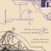Anneke Scott - Le Cor Melodique - Melodies, Vocalises & Chants