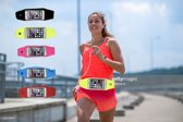 Sport Heupband - Hardloopband - Sportband - Hardloop Riem Met Smartphone Houder - Large Blauw