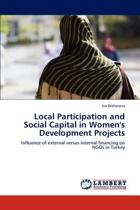 Local Participation and Social Capital in Women's Development Projects