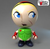 Street Fighter Bobble Budds: Cammy
