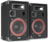 """Luidsprekerset – MAX XEN3510 luidsprekerset 3-weg met 10"""" woofers - 700W"""