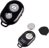 Bluetooth Remote Shutter voor IOS & Android - Zwart