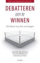 Omslag van 'Debatteren om te winnen'