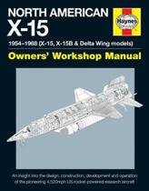 North American X-15 Manual