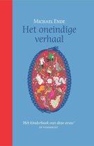 Boek cover Gouden Klassieker - Het oneindige verhaal van Michael Ende (Onbekend)