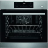 AEG BPB351020M - Inbouw oven - Stoomtoevoeging
