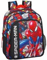 Spider-Man Super Hero - Rugzak - 33 cm - Multi