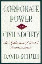 Corporate Power in Civil Society