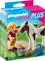 Playmobil Meisje met Pony - 5291