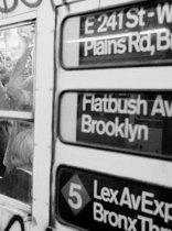 The Train NYC, 1984